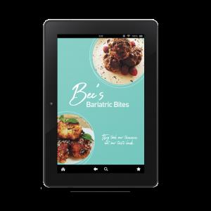 Bec's Bariatric Bites -Digital Download